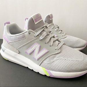 New Balance 009 Gray sneakers
